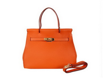 Hermes Spring Summer 2013 Shopping Bag H115123 Orange