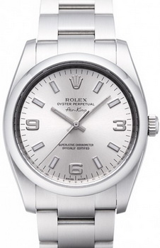 Rolex Air-King Watch 114200BZ