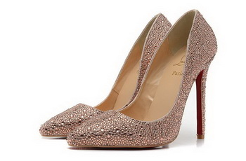 Christian Louboutin SO KATE 120mm Pump CL1320 Gold