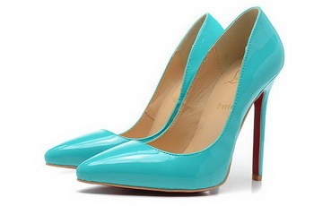 Christian Louboutin SO KATE 120mm Pump CL1320 Light Blue