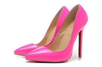 Christian Louboutin SO KATE 120mm Pump CL1320 Rose