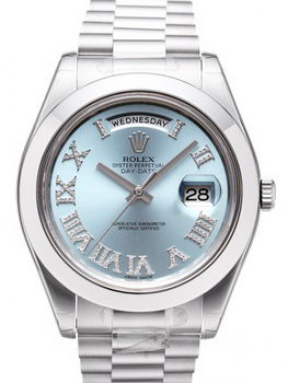 Rolex Day Date II Watch 218206B