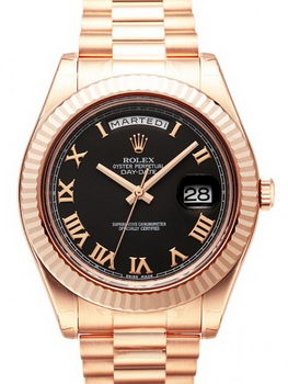 Rolex Day Date II Watch 218235E