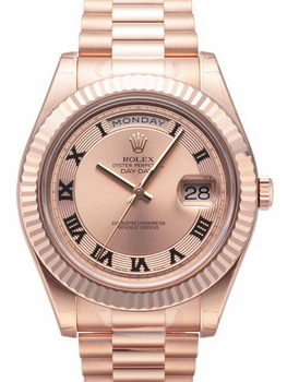 Rolex Day Date II Watch 218235G