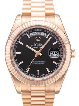 Rolex Day Date II Watch 218235H