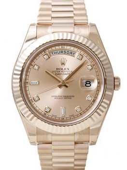 Rolex Day Date II Watch 218235I