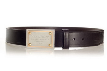 Dolce & Gabbana Belt DGB1002 Brown