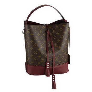 Louis Vuitton NN 14 GM Monogram Idole M94545 Rubis