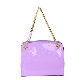 Louis Vuitton Monogram Vernis Virginia MM M90111 Lavender