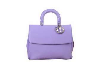 Dior Cruise 2015 Show Top Handle Bag D0918 Lavender