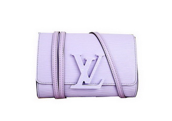 Louis Vuitton EPI Leather Louise PM M41105 Lavender