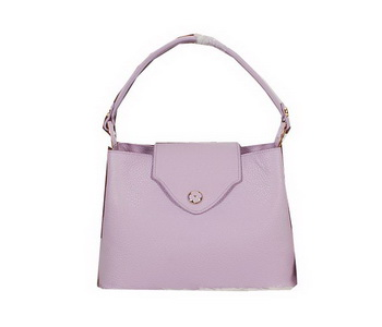 Louis Vuitton Elegant Capucines BB Bag M48870 Lavender