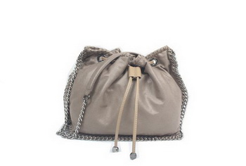 Stella McCartney Falabella Hobo Bag 872 Khaki