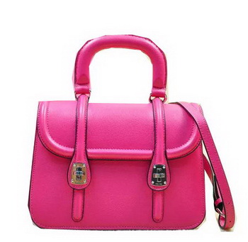 miu miu Original Leather Tote Bag RN1068 Rose