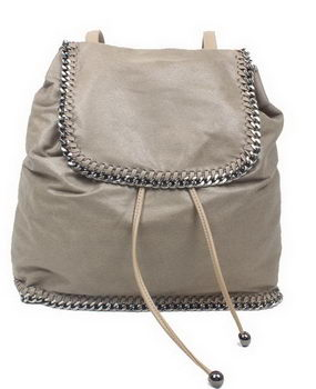 Stella McCartney Falabella Shoulder Bag 873 Khaki