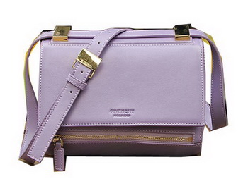Givenchy Pandora Box Bag Calfskin Leather G9986 Lavender