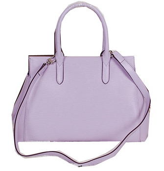 Louis Vuitton Epi Leather Marly Tote Bag MX3331 Lavender