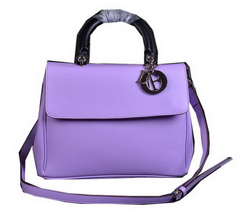 Dior Cruise 2015 Show Top Handle Bag CD1108 Lavender