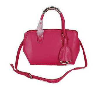 Dior ADDICT Bag Two-Tone Calfskin Leather D8800 Rose