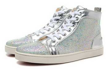 Christian Louboutin Casual Shoes CL843 Silver