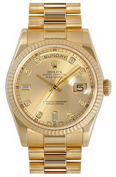 Rolex Day-Date Replica Watch RO8008AC
