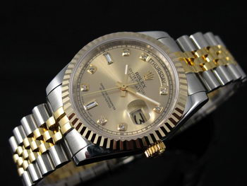 Rolex Day-Date Replica Watch RO8008AN