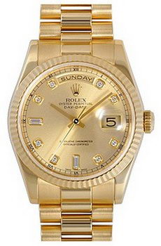 Rolex Day-Date Replica Watch RO8008Z