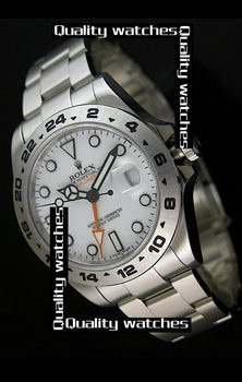 Rolex Explorer II Replica Watch RO8004E