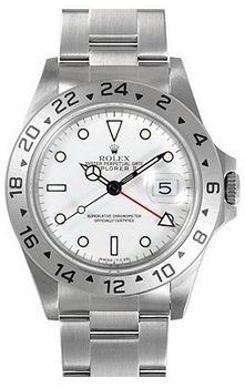 Rolex Explorer II Replica Watch RO8004F