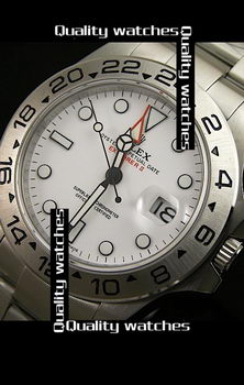 Rolex Explorer II Replica Watch RO8004H