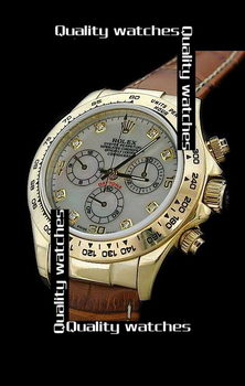 Rolex Cosmograph Daytona Replica Watch RO8020AG