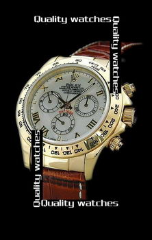 Rolex Cosmograph Daytona Replica Watch RO8020AL