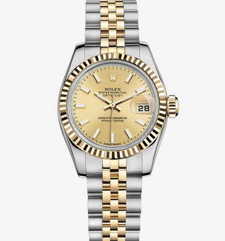 Rolex Datejust Ladies Replica Watch RO8022H