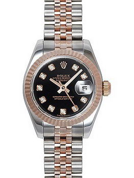 Rolex Datejust Ladies Replica Watch RO8022S