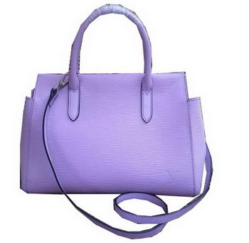 Louis Vuitton Epi Leather Marly Tote Bag M40308 Lavender