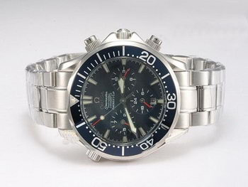 Omega Seamaster Replica Watch OM8039AH