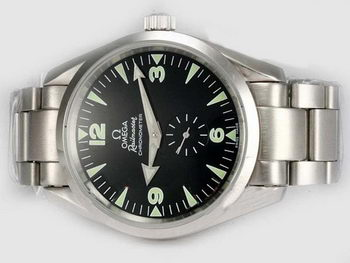 Omega Seamaster Replica Watch OM8039S