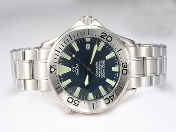 Omega Seamaster Replica Watch OM8039AN