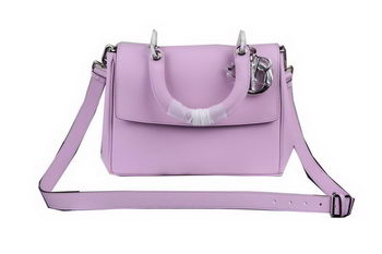 Dior Be Dior Flap Bag Nappa Leather CD99018S Lavender
