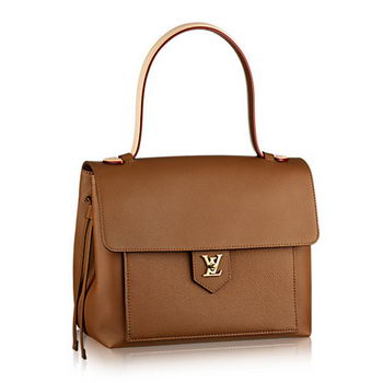 Louis Vuitton M54013 LockMe PM Bag Tan