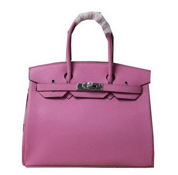 Hermes Birkin 35CM 30CM Tote Bag Lizard Leather H35H30 Pink