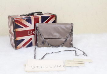 Stella McCartney Falabella PVC Cross Body Bag SM875 Khaki