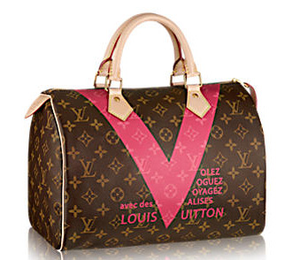 Louis Vuitton MONOGRAM V SPEEDY 30 M41533 Grenade