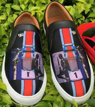 Givenchy Men Casual Shoes GI27 Black