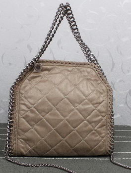 Stella McCartney Falabella Small Bag 886 Khaki