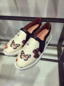 Givenchy Casual Shoes Leather GI35HT OffWhite
