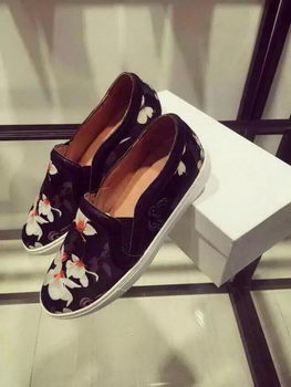 Givenchy Casual Shoes Leather GI36HT Black