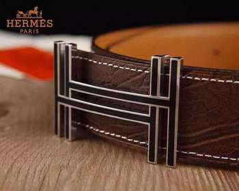HERMES Belts HB0563A Brown