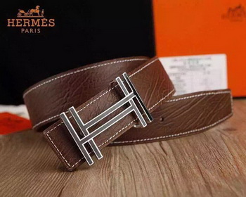 HERMES Belts HB0563B Brown