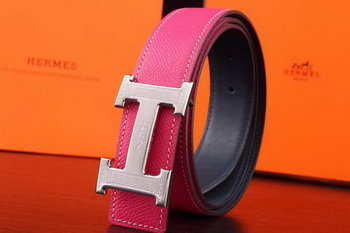 HERMES Belts HB268S Rose